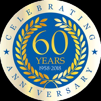 60 Anni di Attività